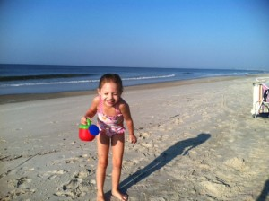 My daughter and I feel the same way about the beach.
