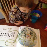 Children's Books To Soothe Your Eyes: Three Book Thursday